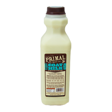 Load image into Gallery viewer, Primal Pet Foods Raw Goat Milk