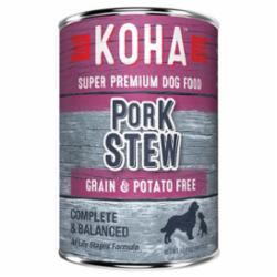KOHA Pet Food Pork Stew  12.7oz.