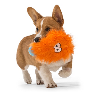 West Paw Rosebud Rowdies - Durable Plush Toys for Dogs