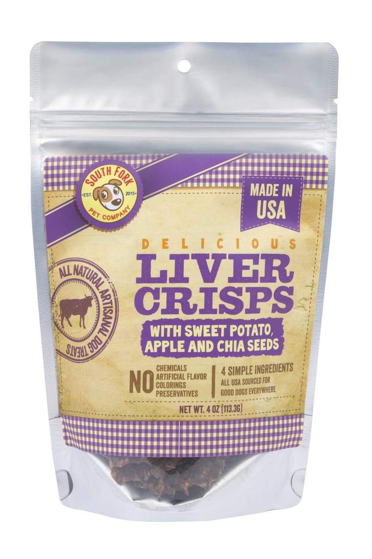 South Fork Liver Crisps