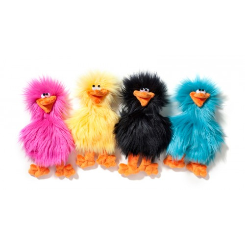 West Paw Spring Chicken Pet Toy