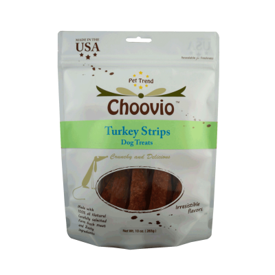 Choovio Turkey Strips