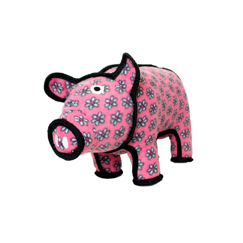 Tuffy's Pet Toys Barnyard Pig