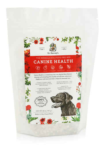 Dr. Harvey's Canine Health Miracle Dog Food Pre-Mix