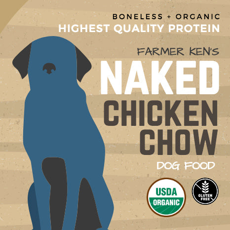 Farmer Ken's Naked Chicken Chow