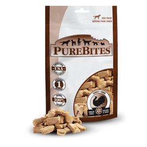 PureBites Freeze Dried Turkey Breast Treats