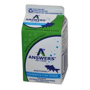 Answers Fish Stock