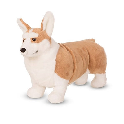 Melissa and Doug Corgi - Plush