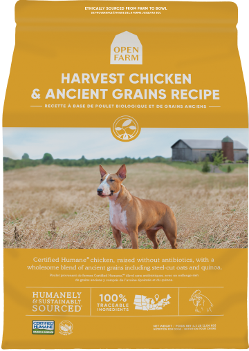 Open Farm Harvest Chicken & Ancient Grains