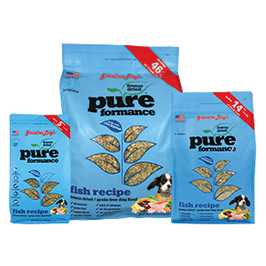 Grandma Lucy's Freeze Dried Pureformance Fish