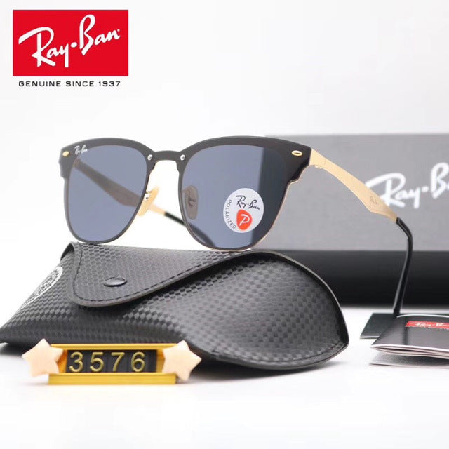 678c97eab501 2018 Summer New Styles RayBan Outdoor Glassess,RayBan RB3576 Men/Women  Retro Comfortable UV