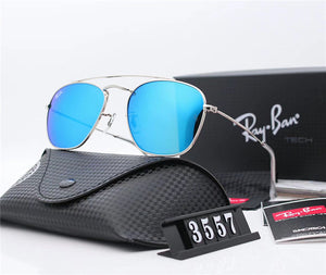 41b4ce93abe6 2018 Summer New Styles RayBan RB3557 Outdoor Glassess,RayBan Men/Women  Retro Comfortable UV