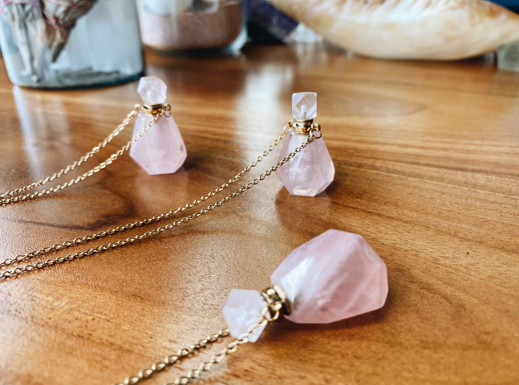 Crystal Diffuser Pendant
