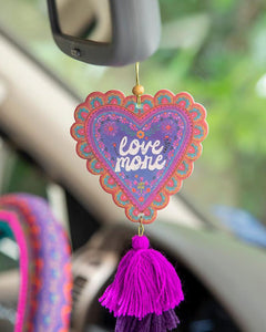 NATURAL LIFE AIR FRESHENER  - LOVE MORE