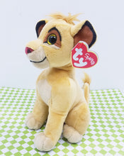 Load image into Gallery viewer, TY Beanie Baby – Simba from The Lion King