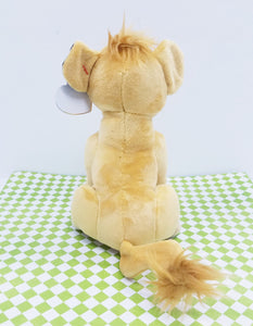 TY Beanie Baby – Simba from The Lion King