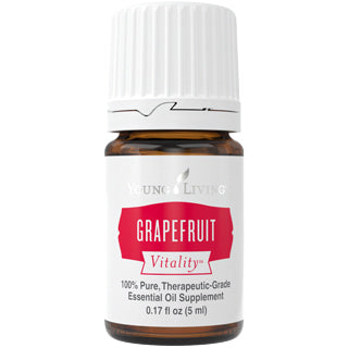 Young Living Grapefruit Vitality Essential Oil