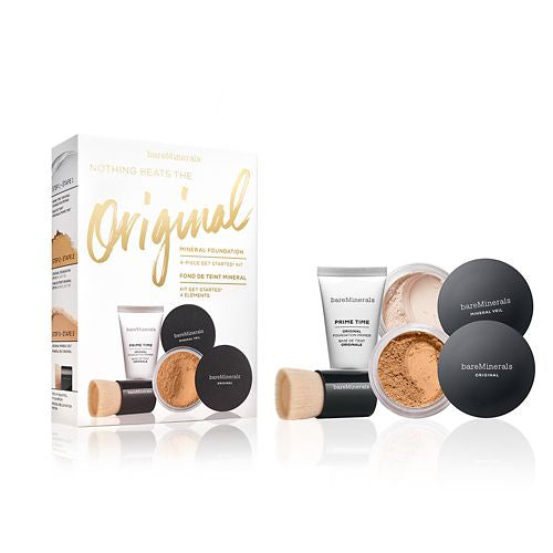 GET STARTED® MINERAL FOUNDATION KIT