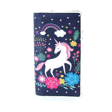"Load image into Gallery viewer, ""Dreamy Unicorn"" wallet"