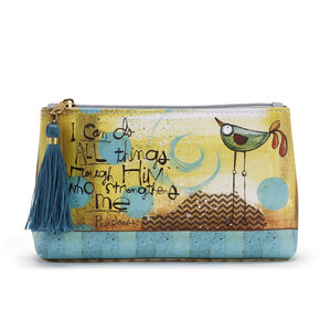 COSMETIC POUCH – FAITH