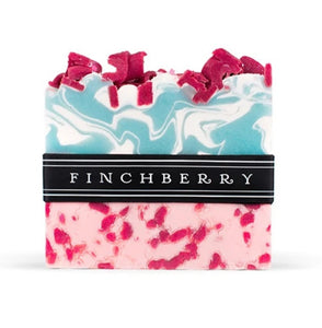 FinchBerry Apple-y Ever After - Hancrafted Vegan Soap