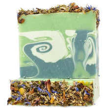 Load image into Gallery viewer, FinchBerry Mint Condition - Handcrafted Vegan Soap