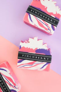 FinchBerry Pixie - Handcrafted Vegan Soap