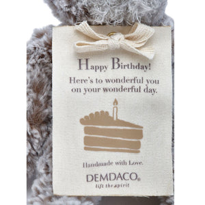 "The ""Happy Birthday"" Giving Bear Mini"
