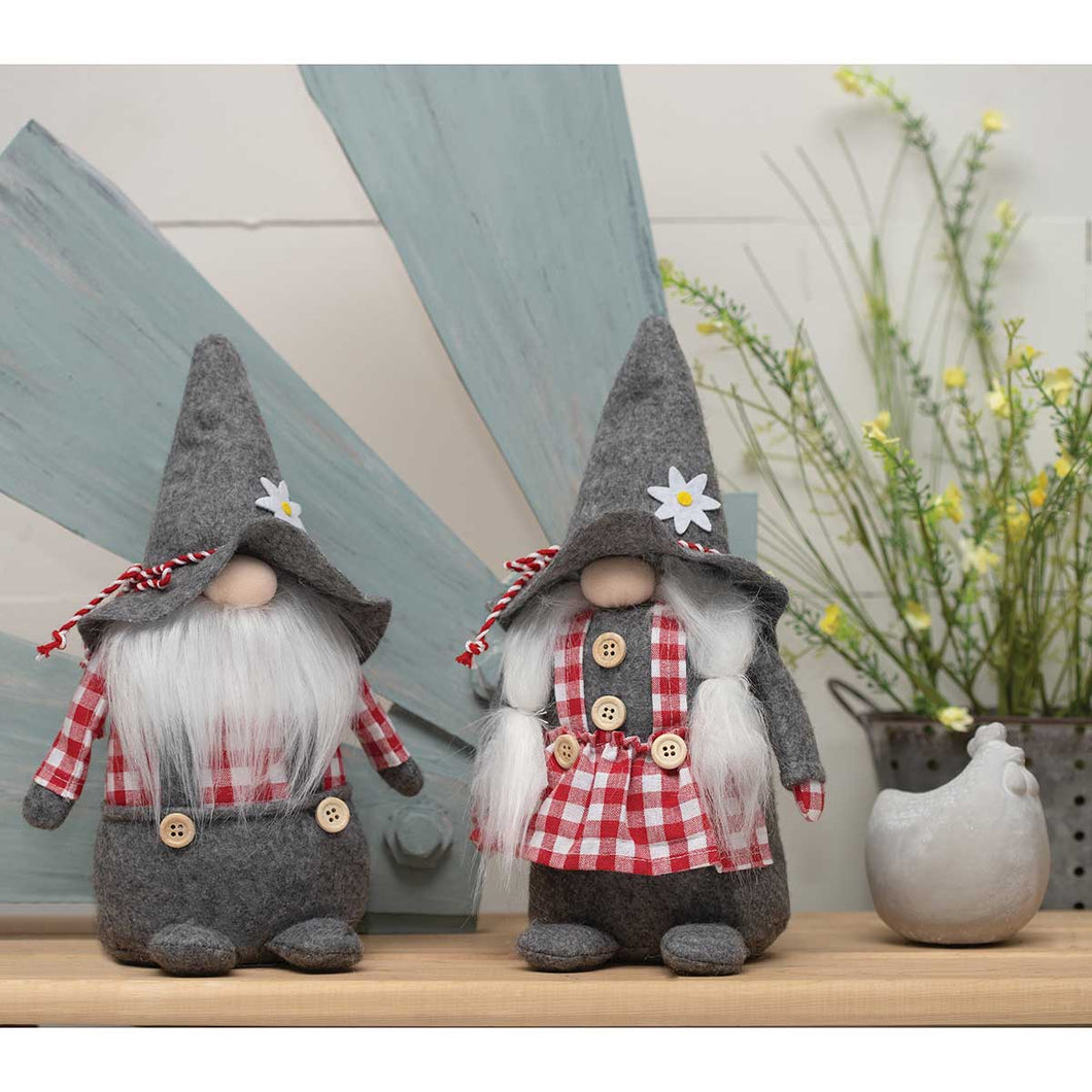 COUNTRY COUSIN GNOME - Large