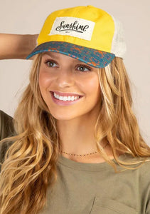 Sunshine Hangout Hats