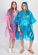 Load image into Gallery viewer, Festival Rain Poncho