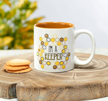 Load image into Gallery viewer, I'M A KEEPER COFFEE MUG