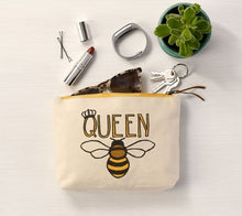 Load image into Gallery viewer, QUEEN BEE POUCH