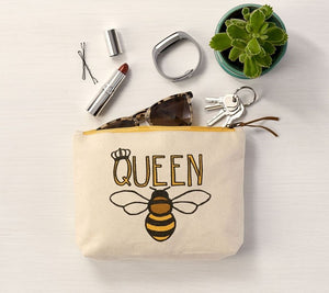 QUEEN BEE POUCH