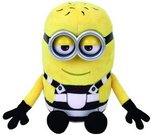 Ty Despicable Me 3 Tom Jail Suit 8in Plush
