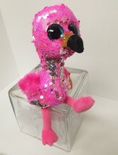 "Load image into Gallery viewer, ""Pinky"" Ty Flamingo"