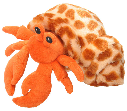 WILD REPUBLIC HUG'EMS MINI HERMIT CRAB
