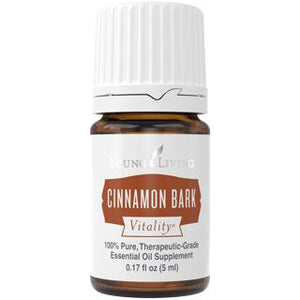 Young Living Cinnamon Bark Vitality Essential Oil
