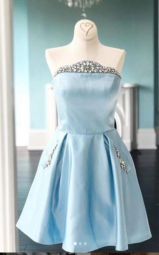 2019 Short Prom Dress ,Popular Homecoming Dress,Fashion Graduation Dress TDH1066