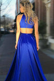 Royal Blue Prom Dress Long, Dresses For Event, Evening Dress ,Formal Gown, Graduation Party Dress TDP1049
