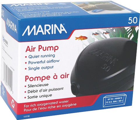Marina Air Pump 50 - Single