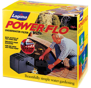 POWERFLO UNDERWATER FILTER