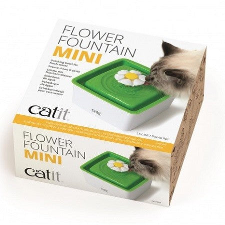 Catit 2.0 Senses Flower Water Fountain Mini 1.5ltr