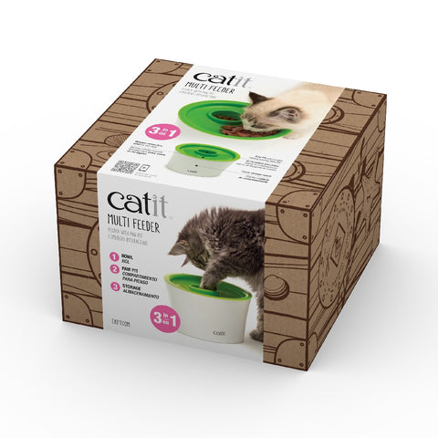 CAT 2.0 SENSES MULTI FEEDER