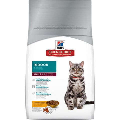 HILLS FELINE ADULT INDOOR 4KG