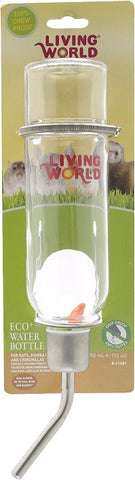 GLASS WATER BOTTLE LW ECO 355ML