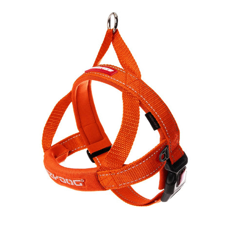 EZYDOG HARNESS QF MED ORANGE