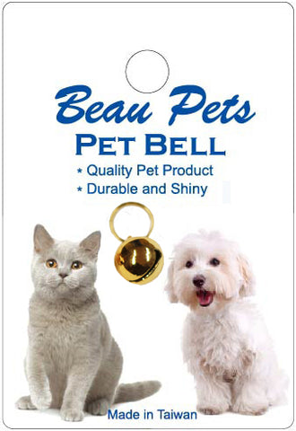 Beau Pets BELL GOLD CARDED INDIVIDUAL