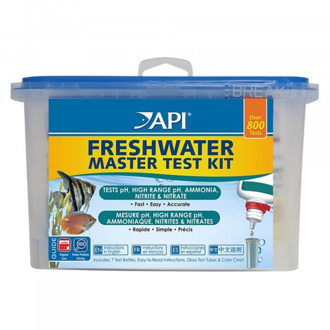 API - FRESHWATER MULTI KIT - 5 IN 1