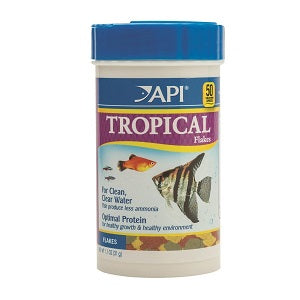 API - Tropical Flake Food 31gm